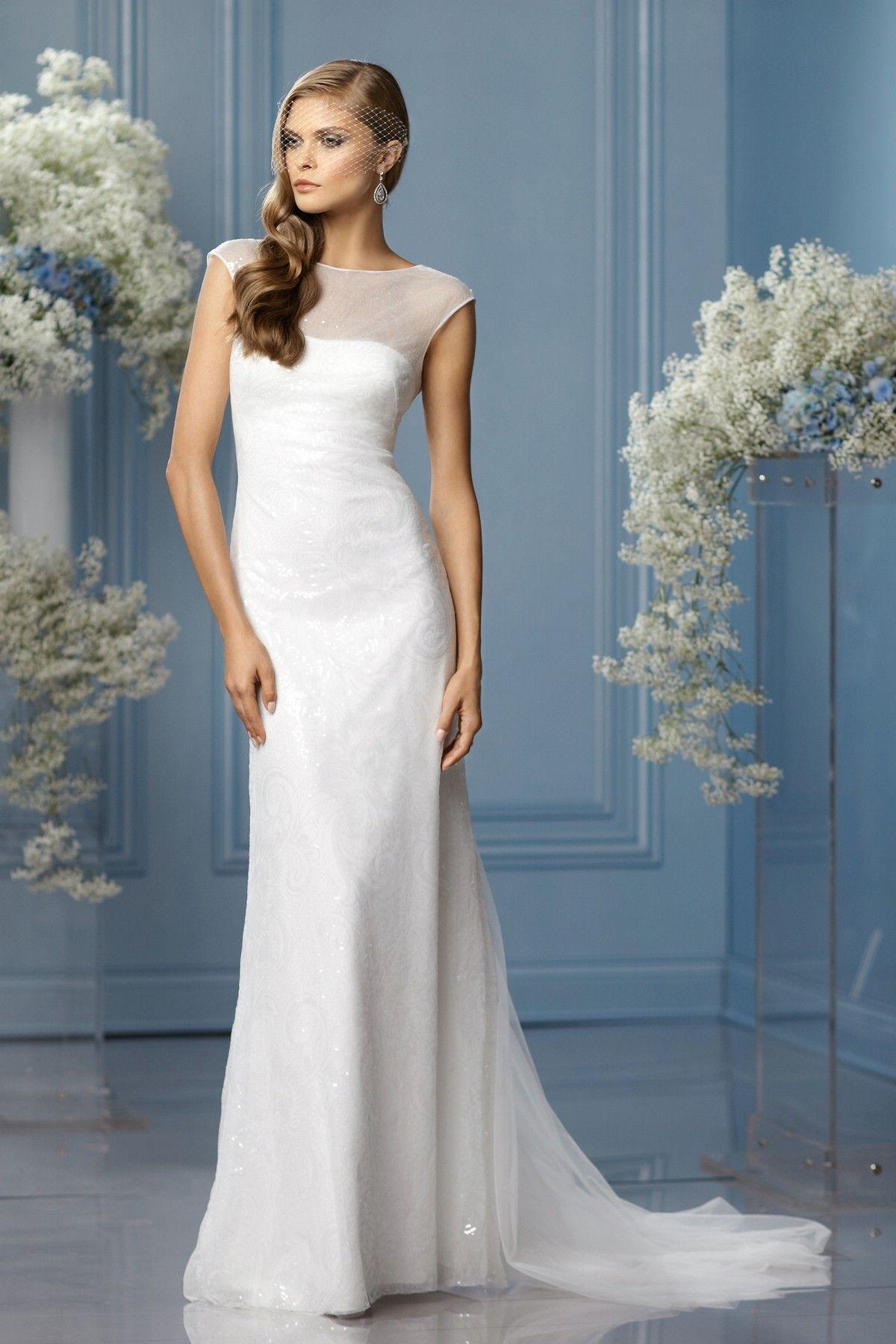 Wtoo wedding dresses style shiloh illusion wedding dress