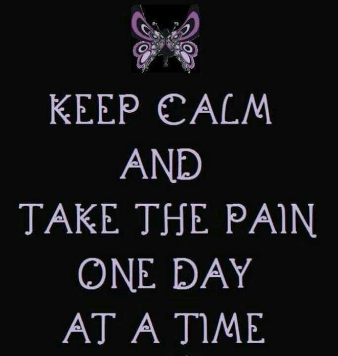 Chronic pain quote