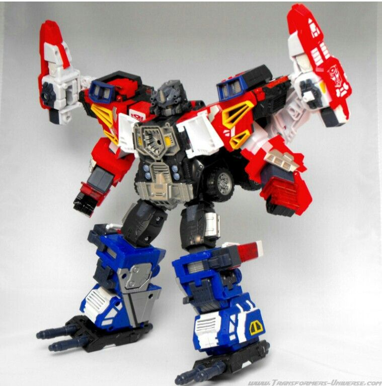 Energon, Optimus prime combined with wingsaber, Wing prime ...