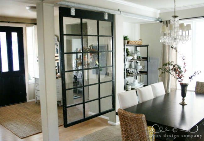 7 New Ways To Use Old Windows With Images Hanging Room