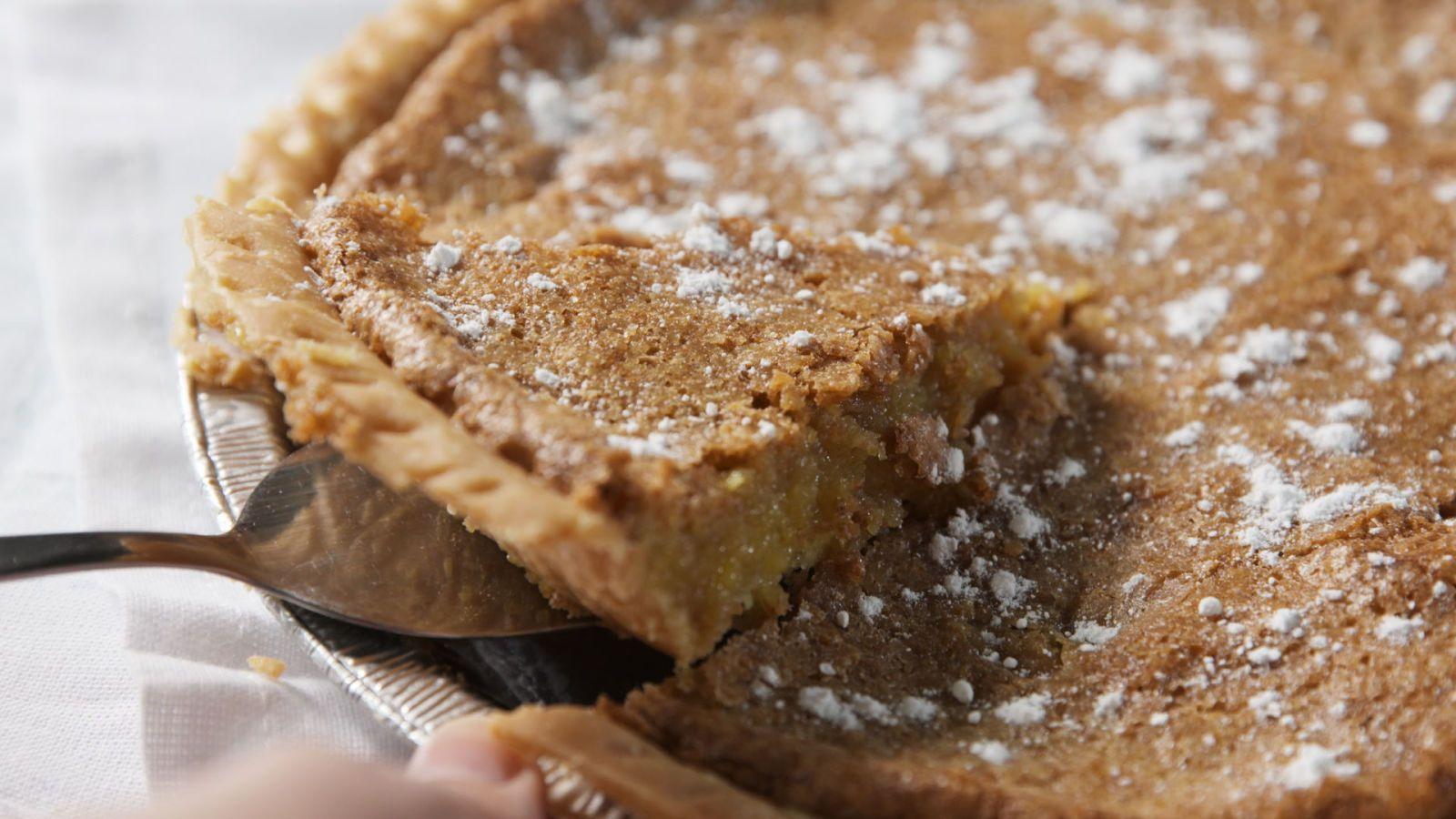 Sweet Tea Pie Turns The South S Most Popular Drink Into One Insane Dessert Desserts Pie Recipes Summer Pie Recipes