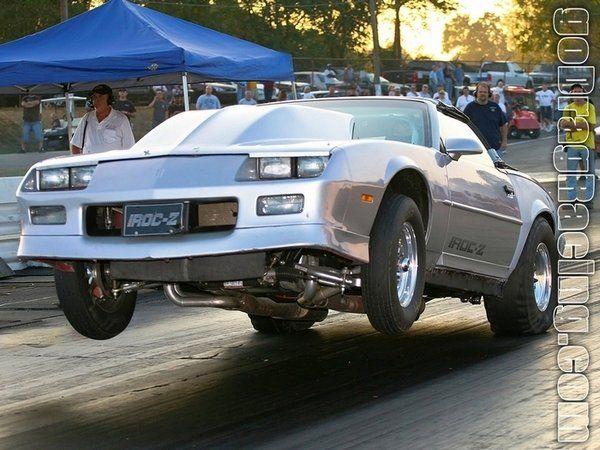 Spohn Performance Suspensions In F-Body Action - Dragzine
