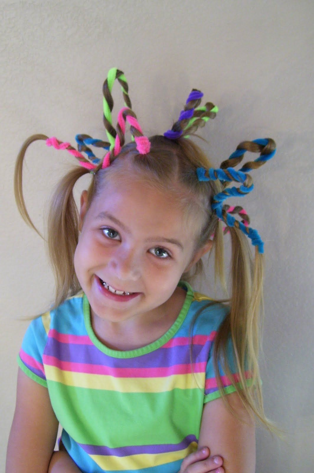 Pin On Ideas For Wacky Hair Day