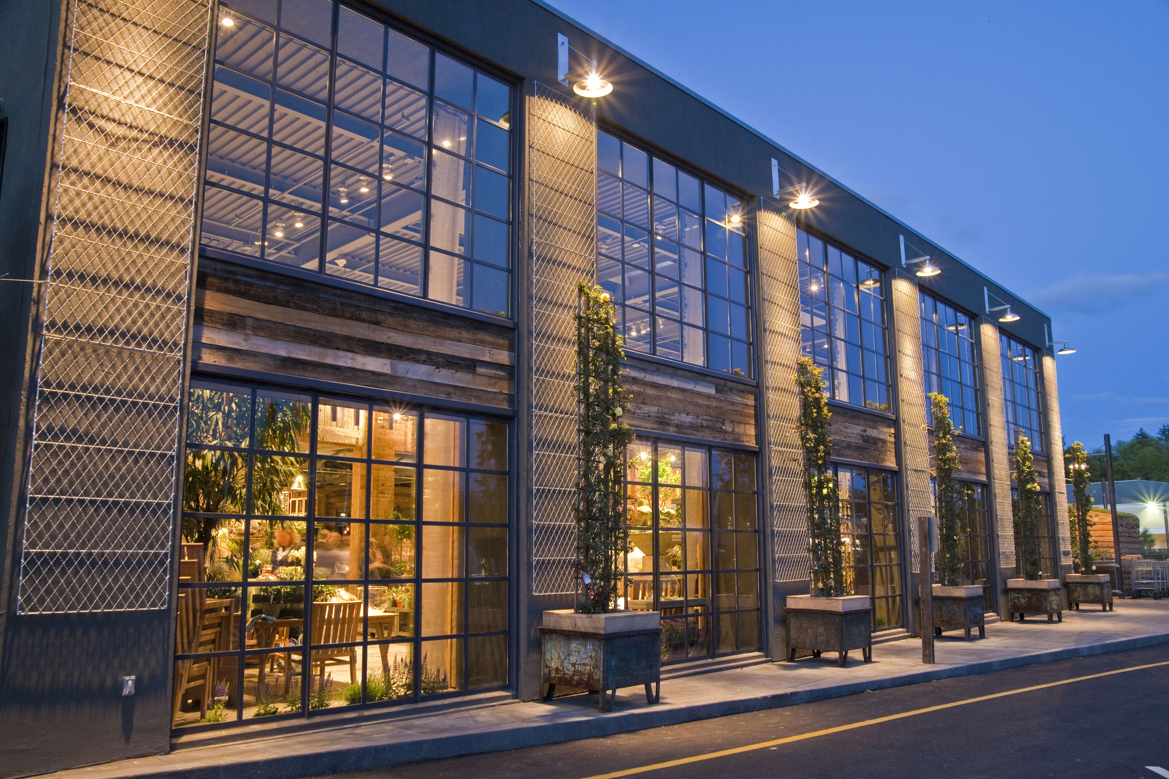 Terrain - Ct Stores Arquitectura