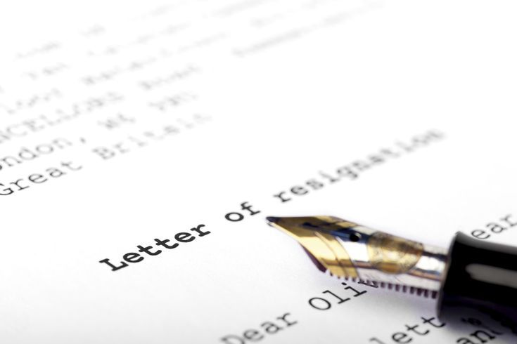Here Is a Look at Some Different Resignation Sample Letters to Use