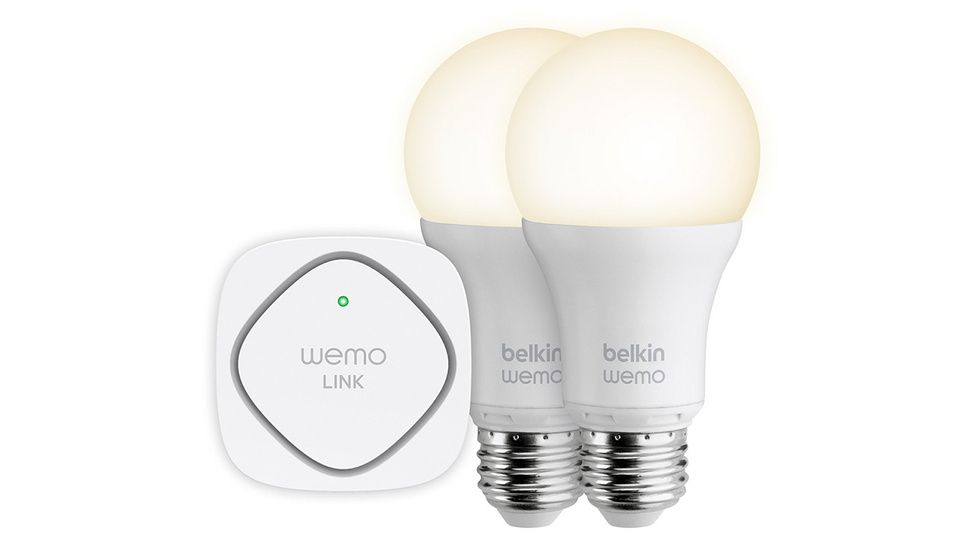 Belkin S Wemo Smart Led Bulbs Put The Light Switch On Your Phone