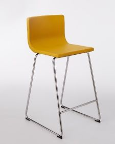Bernhard barstool, in Kavat Dark Yellow, $169, ikea.com ...