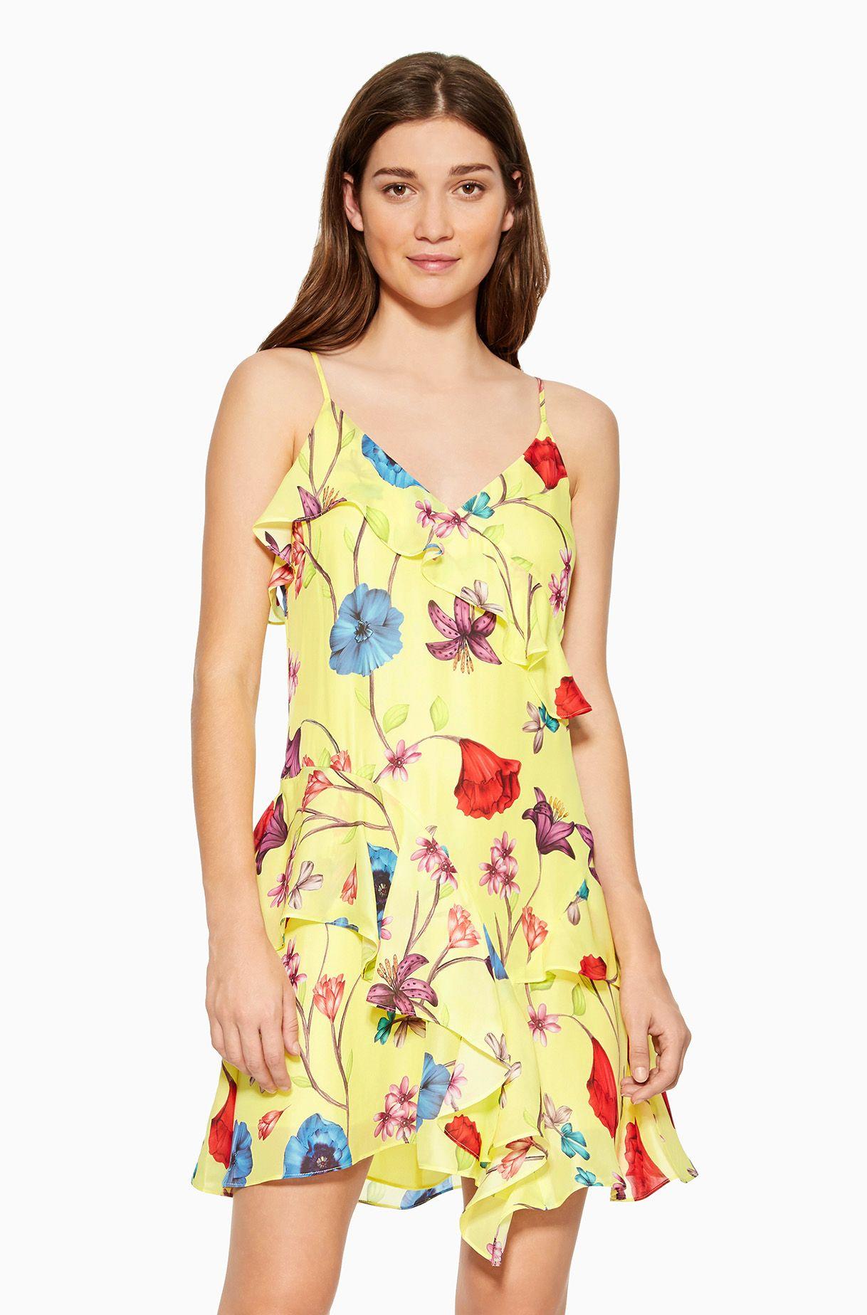 Holly Dress Parker Ny Primary Colors New York Dresses Fashion Moda
