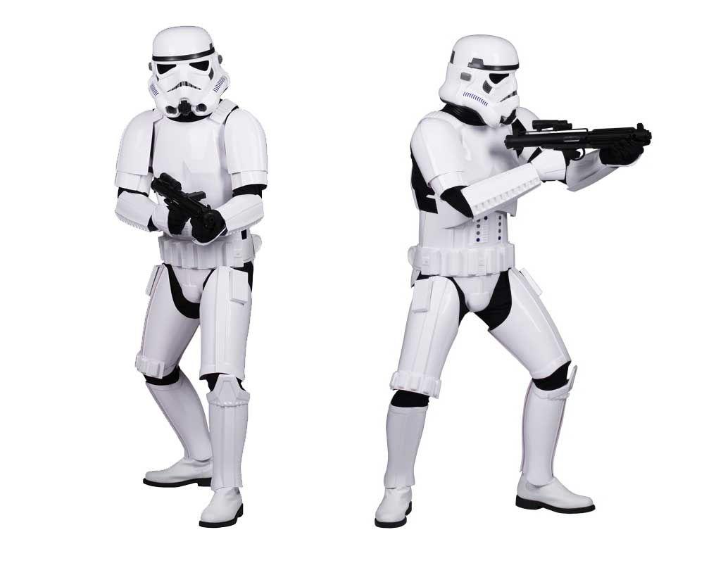 SANDTROOPER NEW Fits  Starwars Star Wars