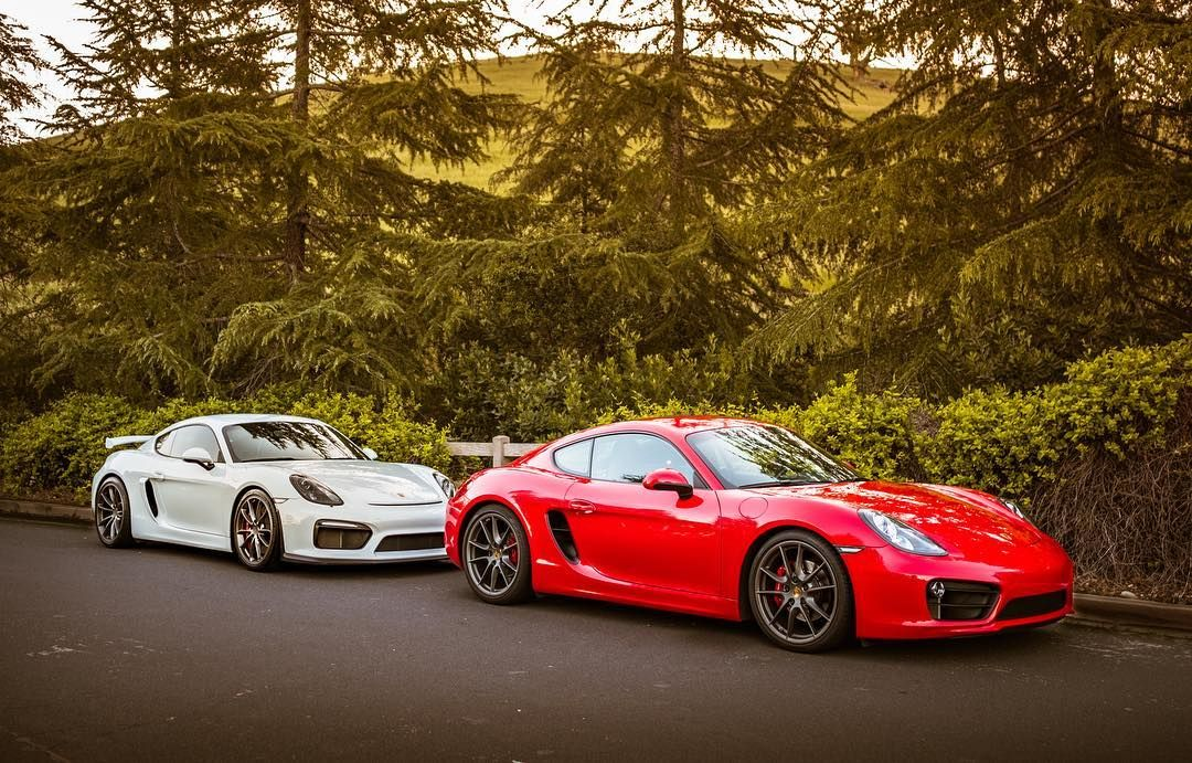 907 Mentions J Aime 7 Commentaires Jeremy High Speed Closer Sur Instagram Another Really Nice Spec On This R Porsche Cayman Gt4 Car Collection