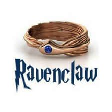 Harry Potter House Rings! Slytherin/Gryffindor/Ravenclaw