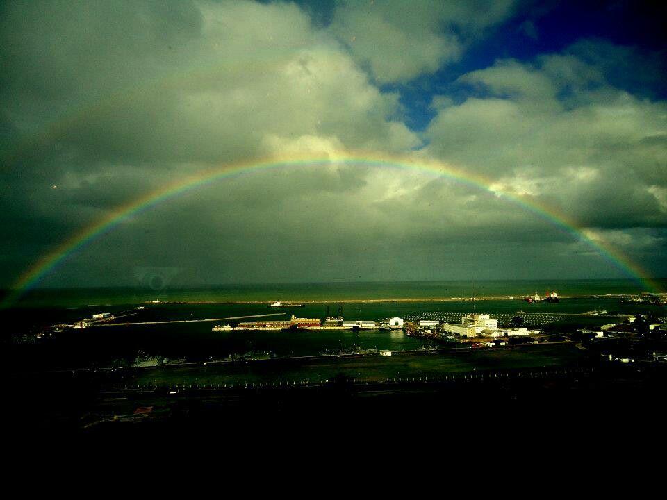 #sky #arcoiris #mardelplata