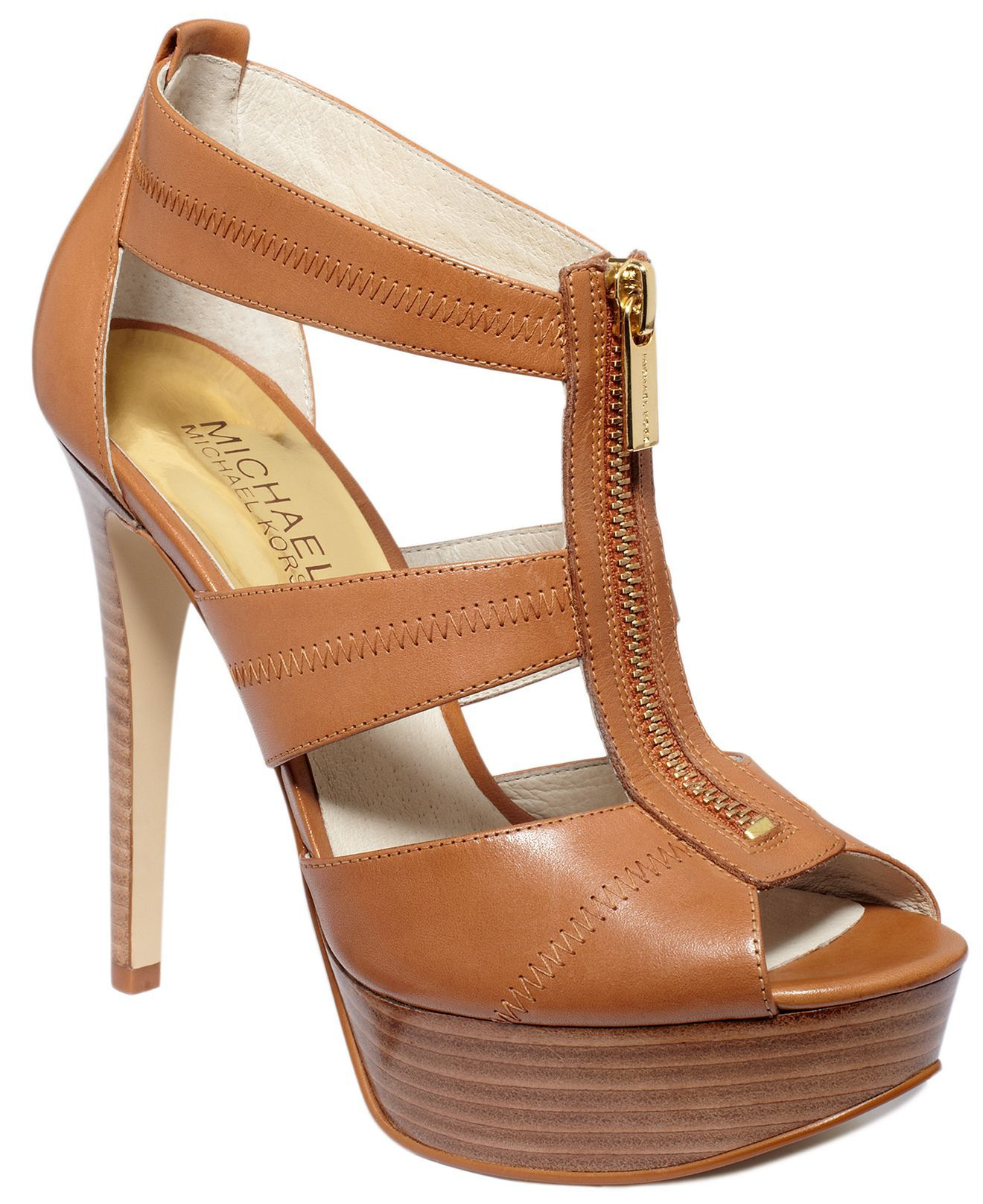 5d79298fb51 MICHAEL Michael Kors Berkley Platform Sandals - Shoes - Macy s