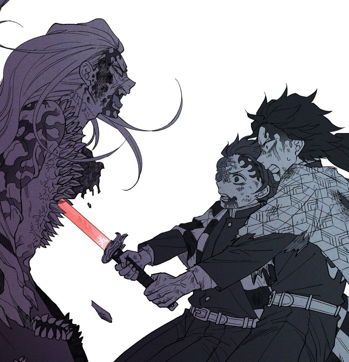 Pin on 鬼滅の刃 in 2020 Anime demon, Slayer anime, Slayer meme