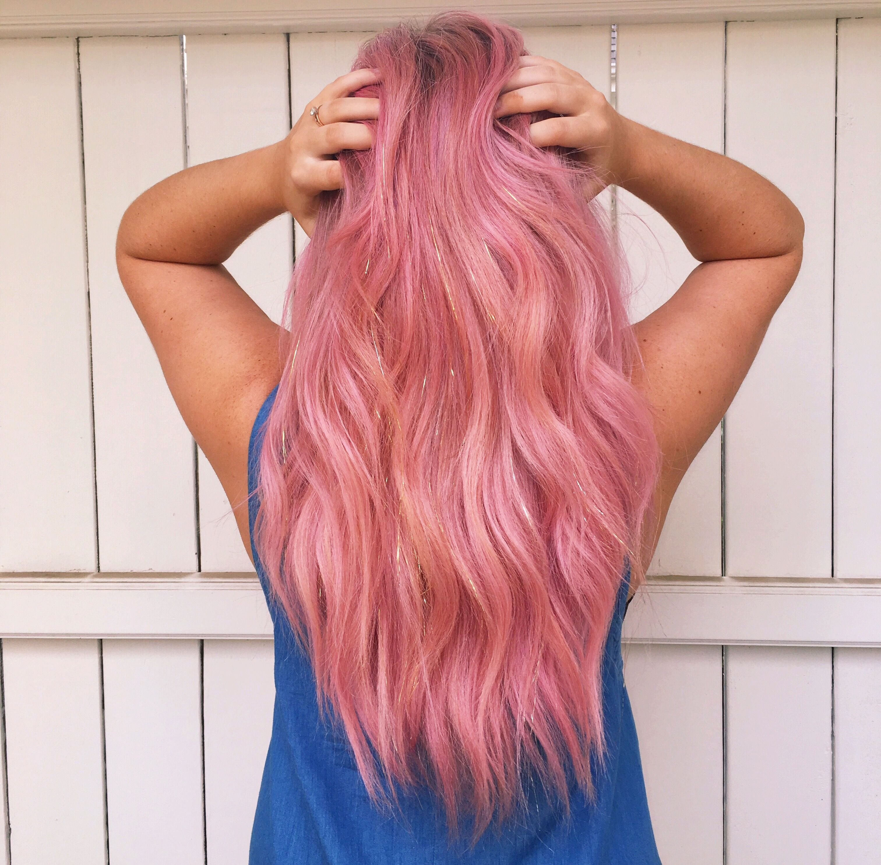 L Oreal Colorista In Pink 200 And Soft Pink 300 Hair Pinkhair