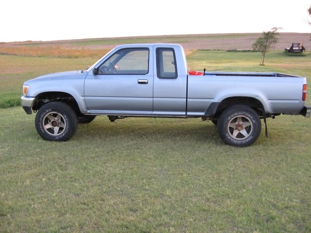 Sold 1991 Toyota Extended Cab 4x4 Pick Up Truck Pick Up 4x4 Extended Cab Toyota Pickup 4x4