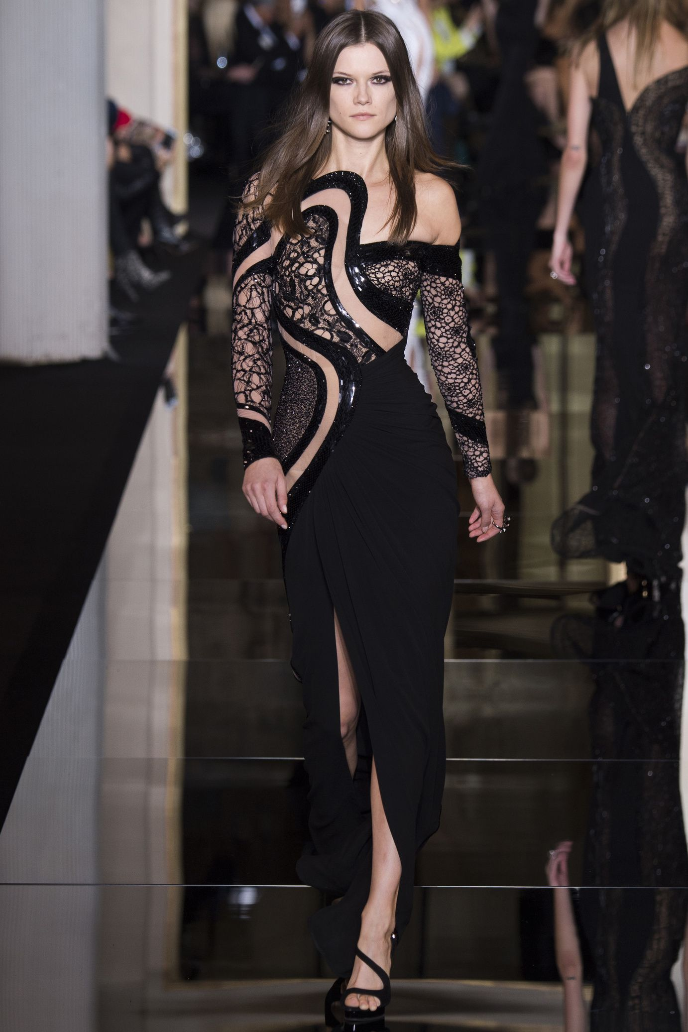 Atelier Versace: haute couture spring/summer 2015