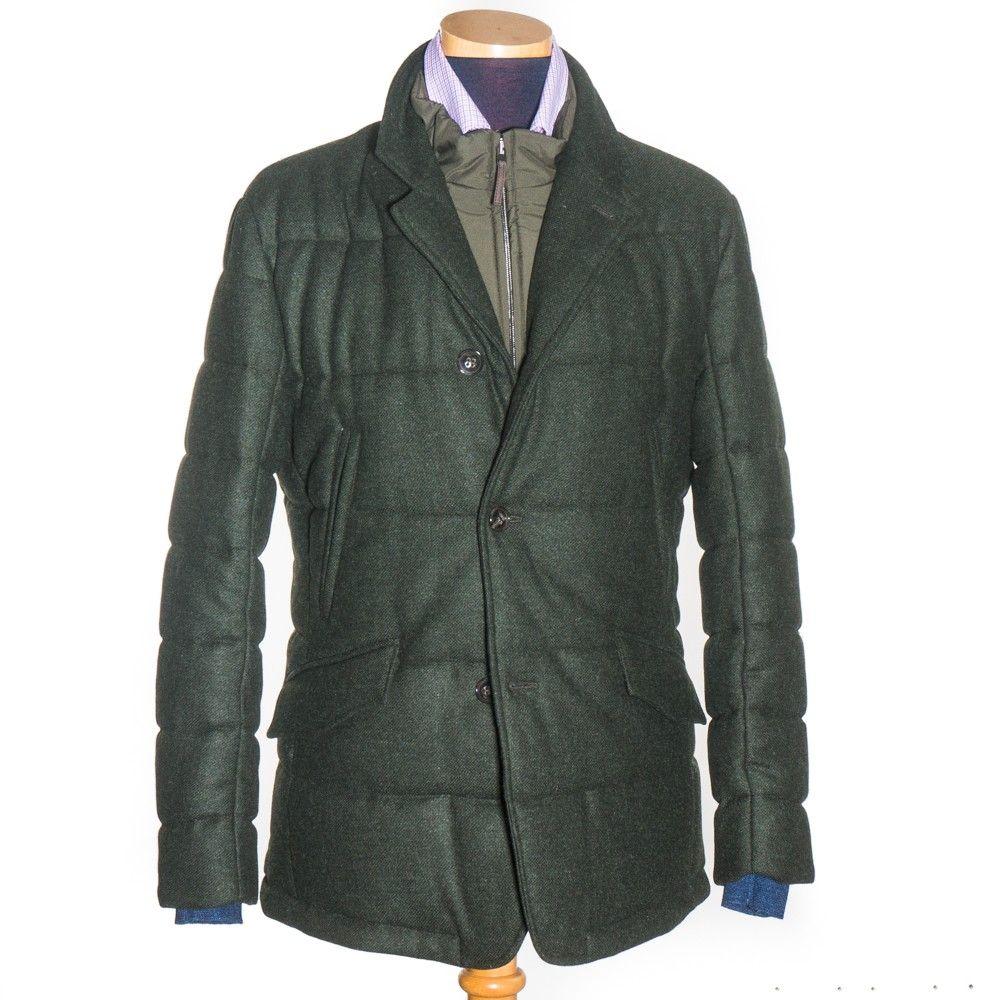 Schneider's Wool Jacket @ www.francomontanelli.it