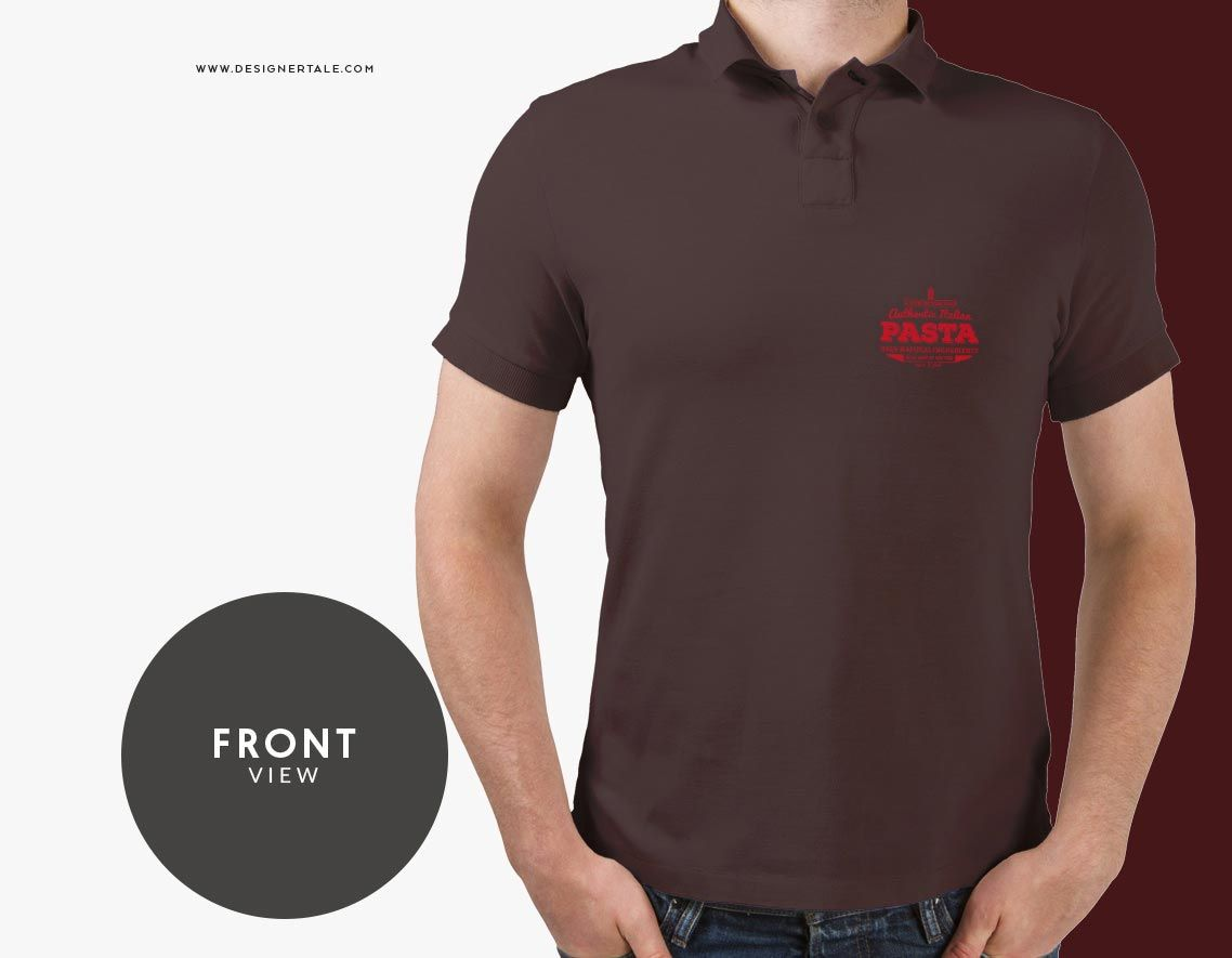 Download Get The Free Polo T Shirt Mock Up Template Polo T Shirts Tshirt Mockup Polo