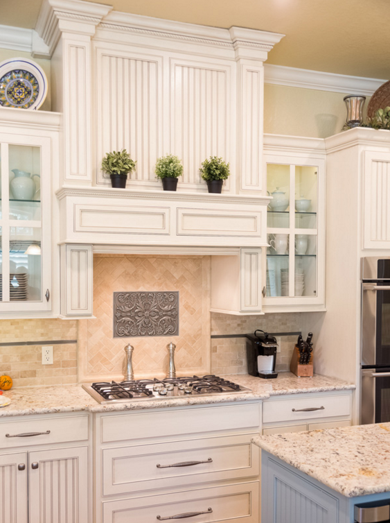 White Springs Granite   Countertops   Kitchen   San Antonio, Texas   Remodel    Sublime