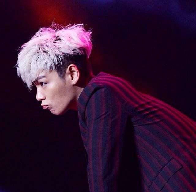 TOP looks like Hatsuharu Sohma (the cow) from Fruits Basket.