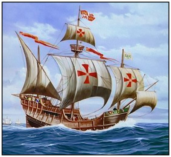 Caravel Age Of Empires Ii Christopher Columbus Facts Sailing