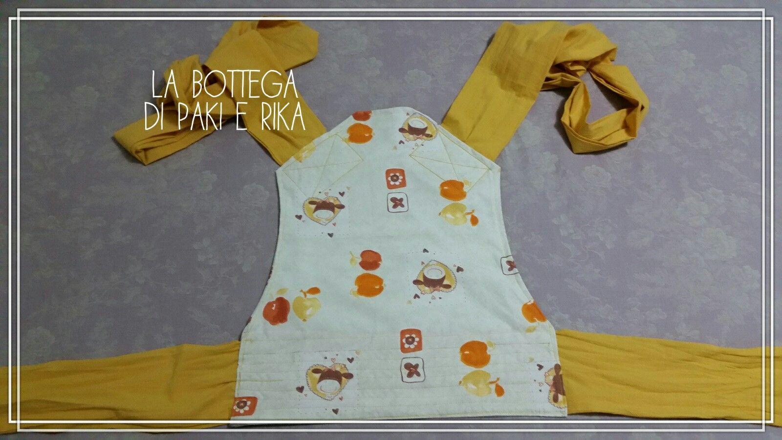 Mei Tai porta bebè  100 % Hand Made ♡  #meitai #bebè #fascia #handmade