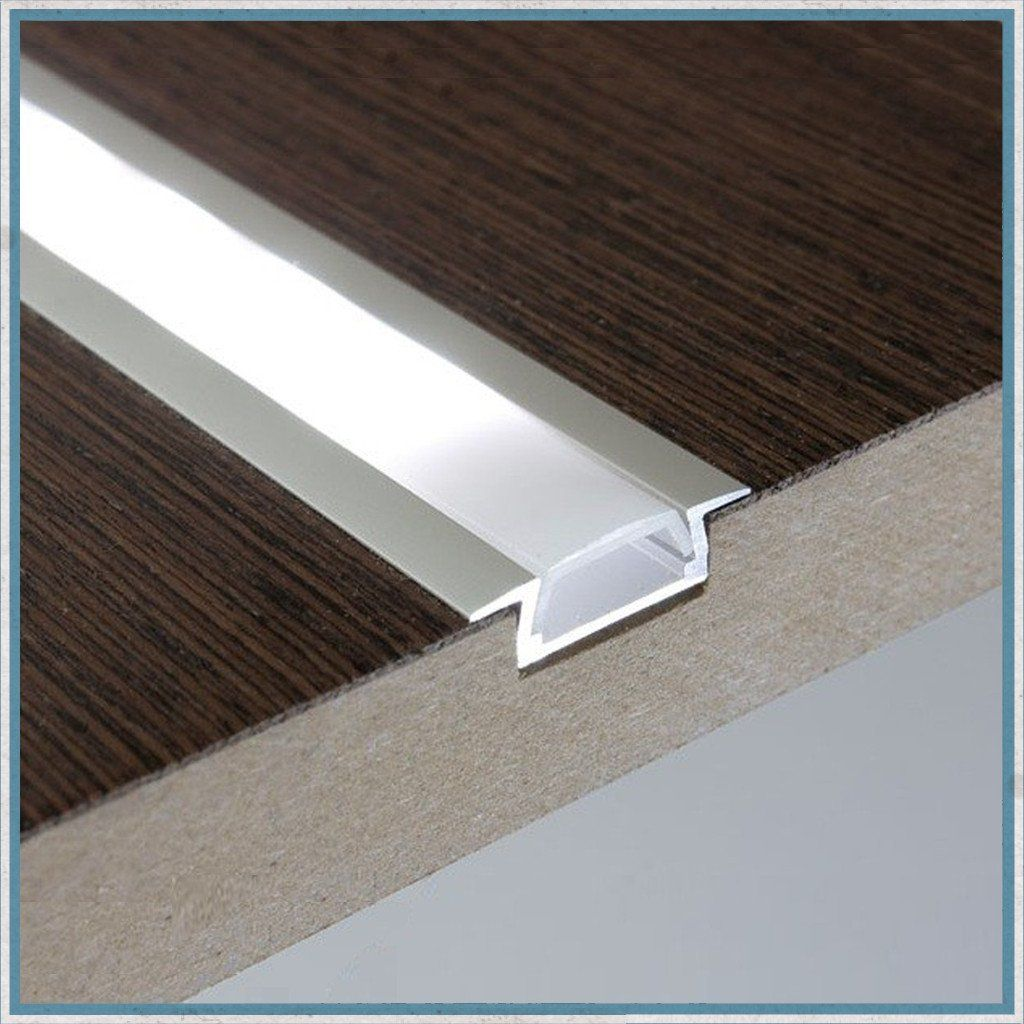 Recessed Aluminium Led Lighting Channel Kit In 2020 Led Cabinet Lighting Strip Lighting Led