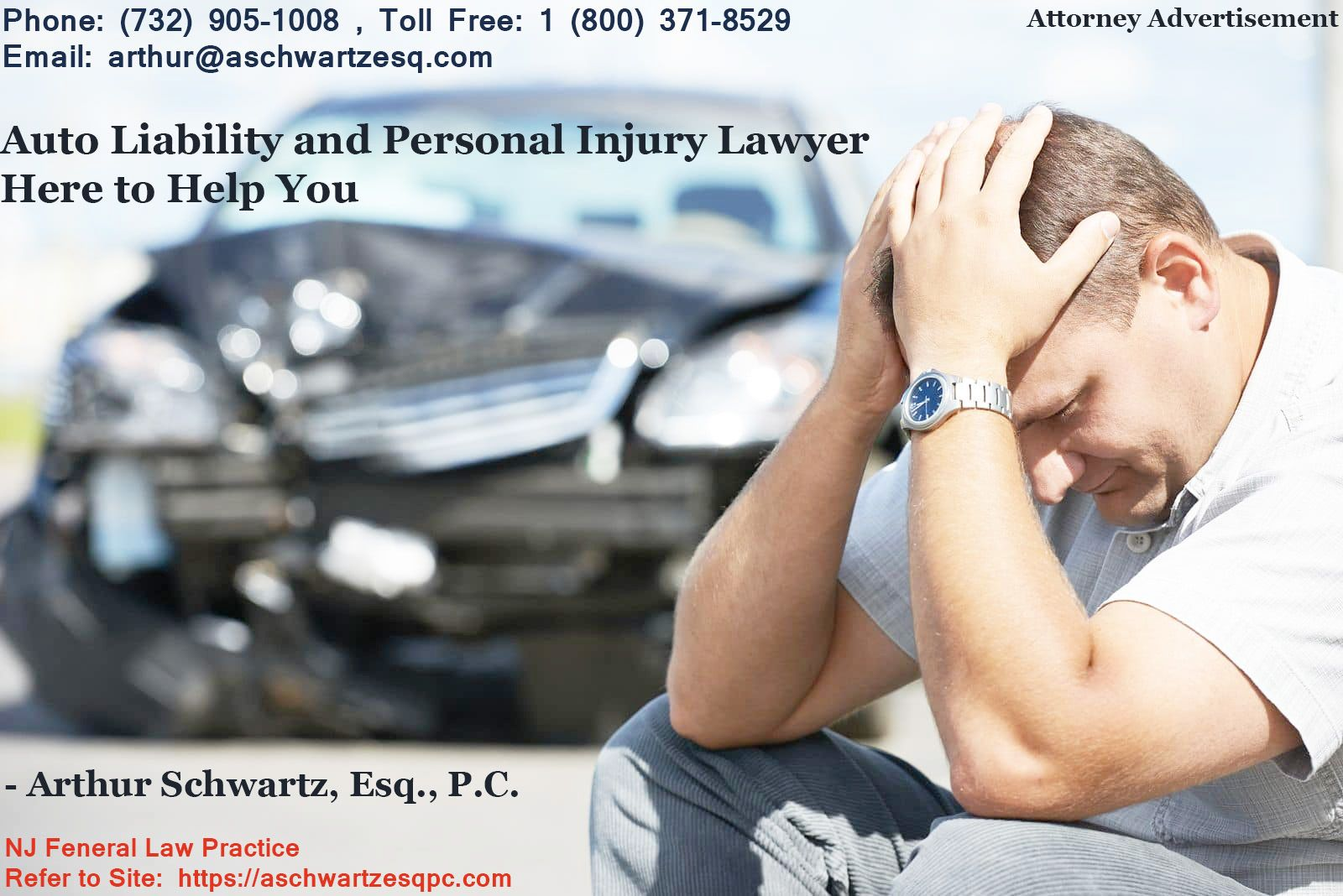 Are you in search of the best auto accident attorney near