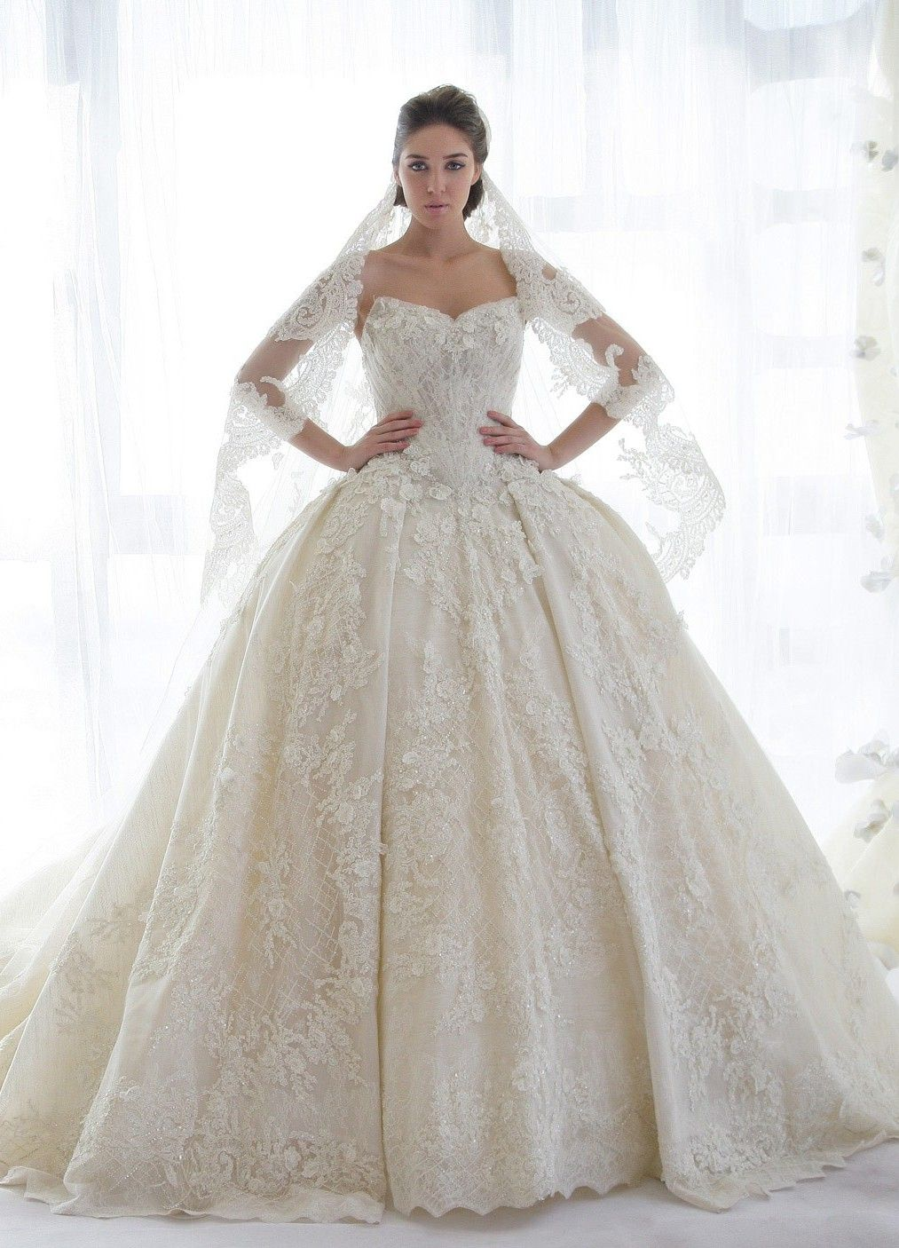 Lebanese Wedding Dresses Designers Ideas