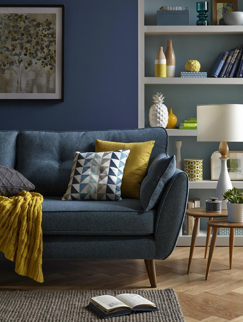 Dfs Customer Care On Twitter Blue Sofas Living Room Yellow Living Room Blue Sofa Living
