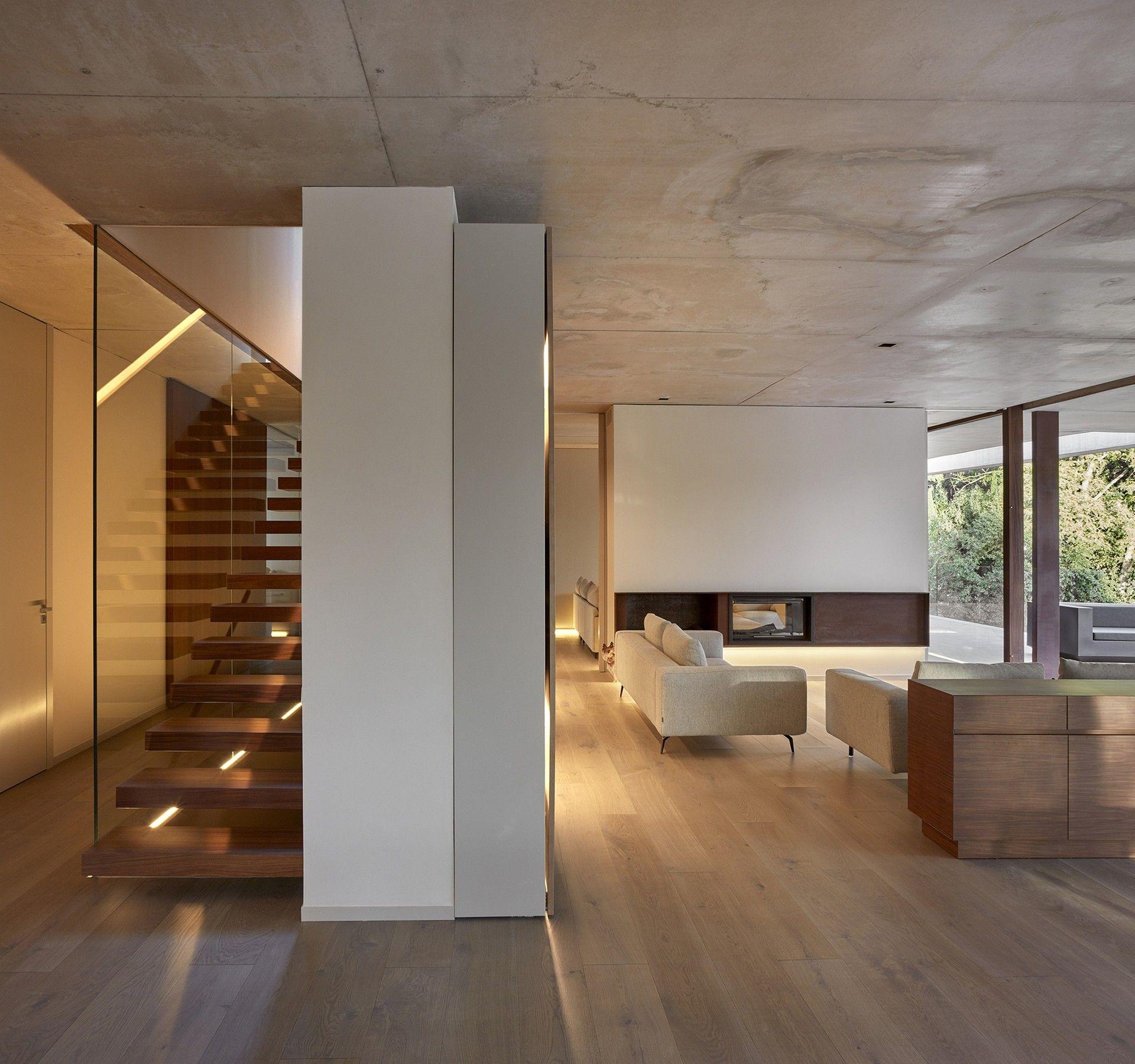 Home in the Pine Forest by Ramon Esteve Estudio | Ramón Esteve ...