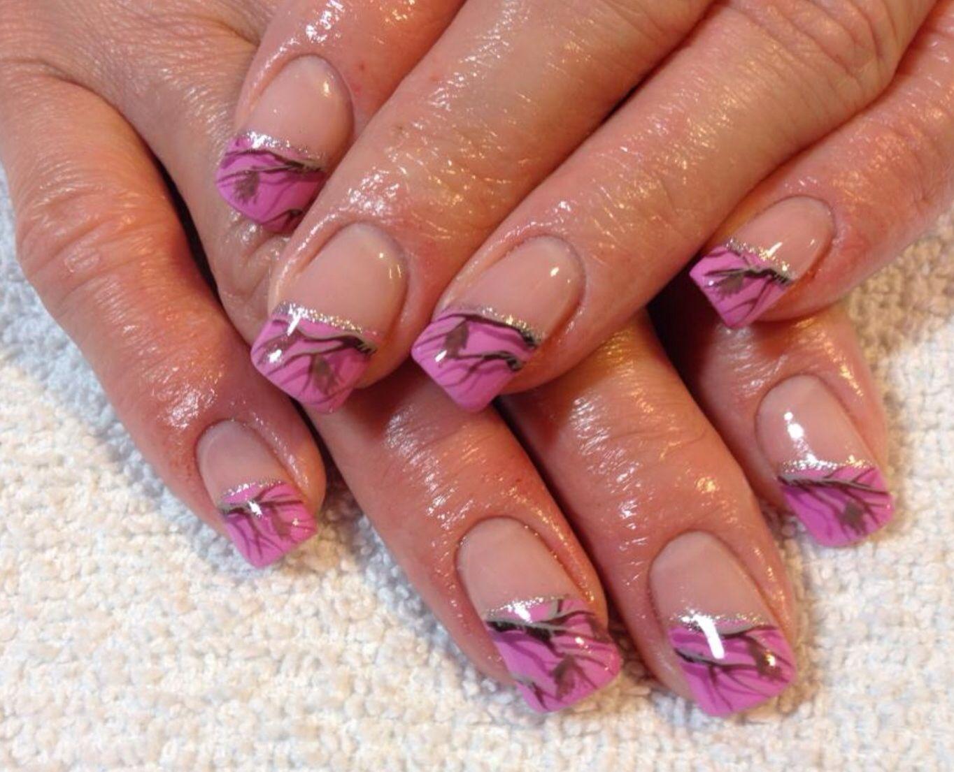 Realtree camo nails | My Style | Pinterest | Camo nails, Camo and ...