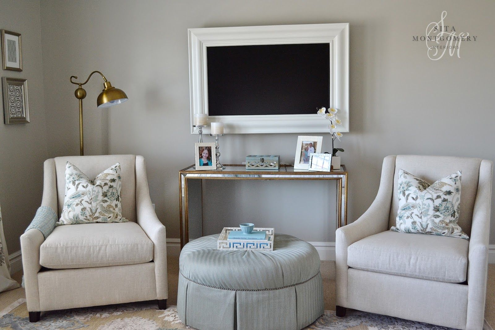 Sita Montgomery Interiors: Sita Montgomery Interiors: Local Client Project Reveal