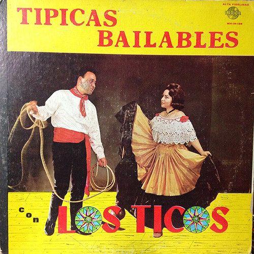 https://flic.kr/s/aHskAFnMa5 | Los Ticos – Típicas Bailables Con Los Ticos | $17.63 | Record VG+, Sleeve VG | #costarica #folk