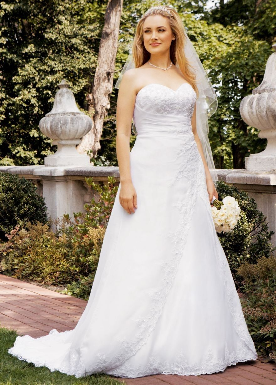 Wedding dress preservation kit  Beaded Lace Side Drape with Satin Split Front Style E  Going