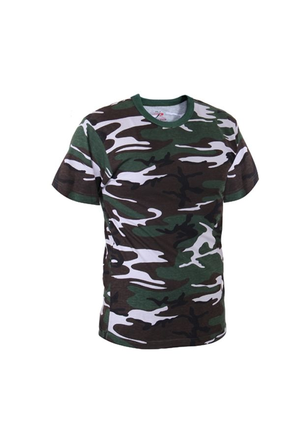 Concrete jungle Camo T-Shirts d3916716e61