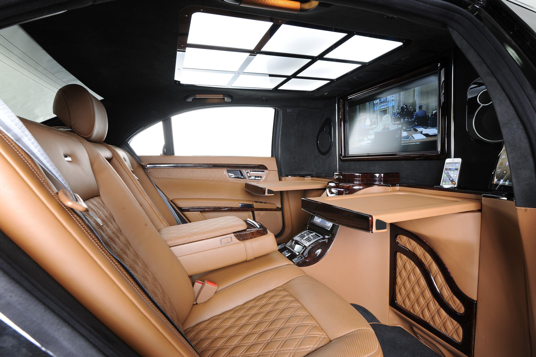 Klassen Excellence S Class Mercedes Benz Limousine