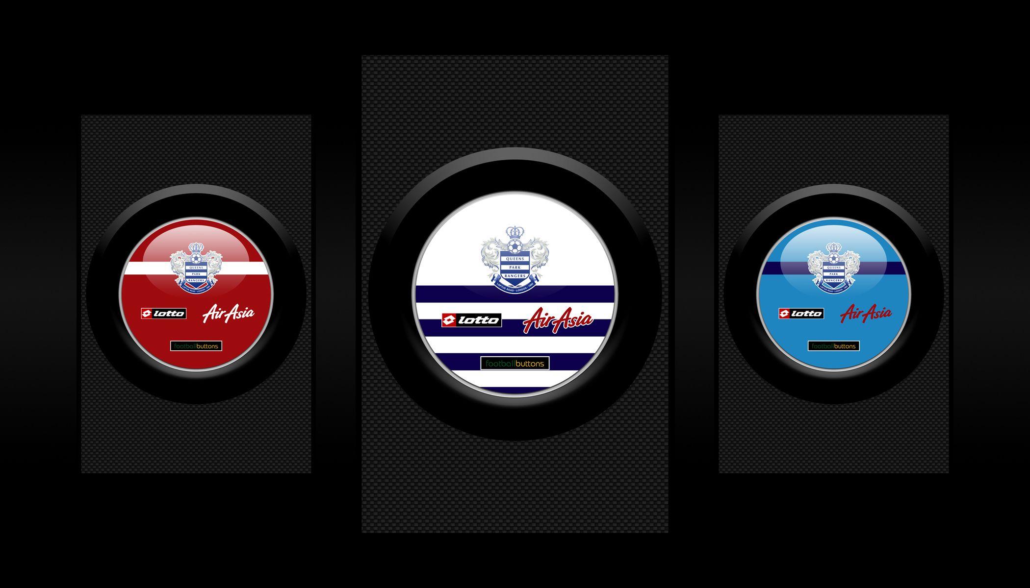 Queens Park Rangers FC - Wallpapers exclusivos e gratuitos para Smartphones e iPhone. Visite nosso Blog - http://football-buttons.blogspot.com