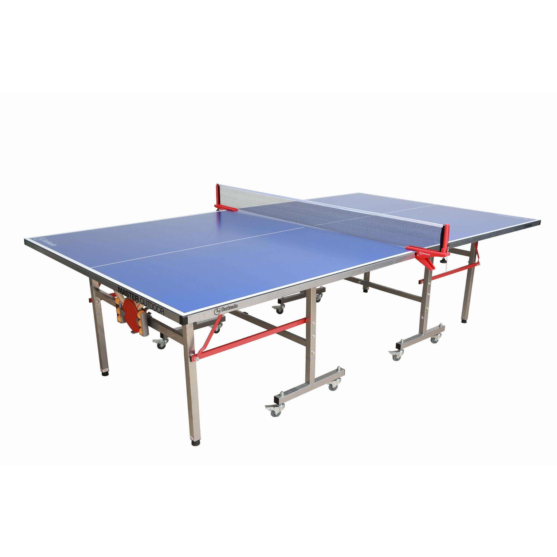 729 Garlando Master Indoor Outdoor Table Tennis Table Outdoor Ping Pong Table Outdoor Folding Table Table Tennis