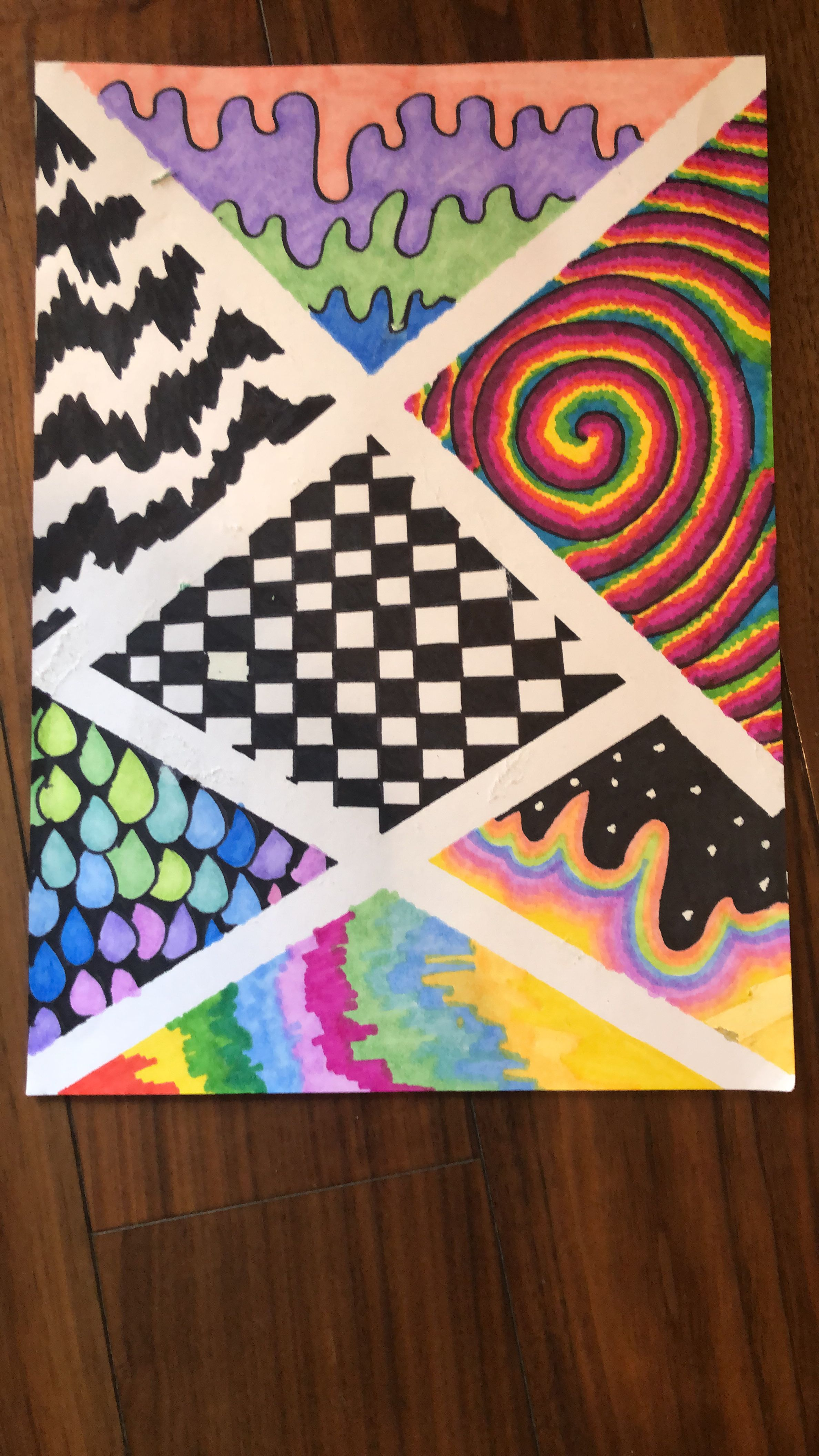 Pin By Anna Sophia Aroli On Tumblr Drawings In 2020 Diy Canvas Art Small Canvas Art Hippie Painting