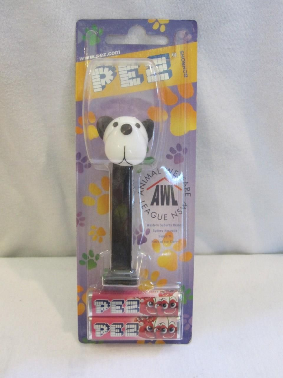 Rare Pez Animal Welfare League Hurricane Barky Brown Pez Limited Edition Ebay Presents For Kids Pink Easter Pez Dispensers