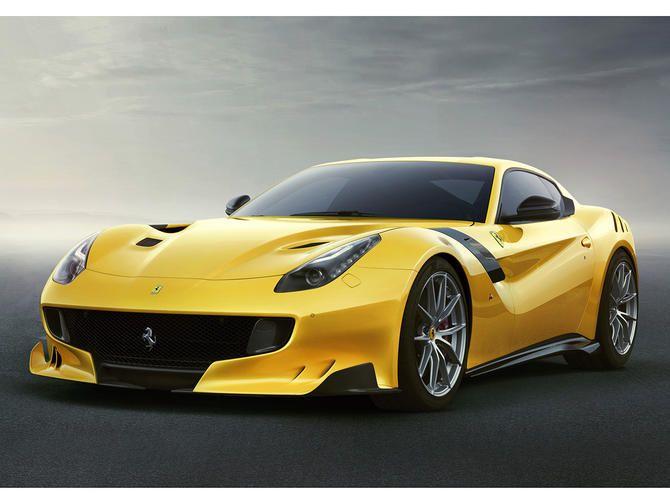 Ferrari Creates The Coolest Ticker Symbol Ever Race Ferrari Fiat