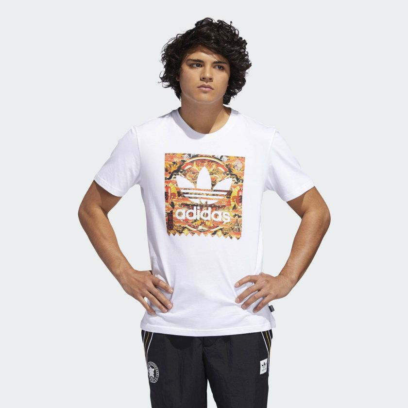 8b4fa7f116 Evisen BB Fill Tee in 2019 | minetshirts.com Research | Adidas, Tees ...