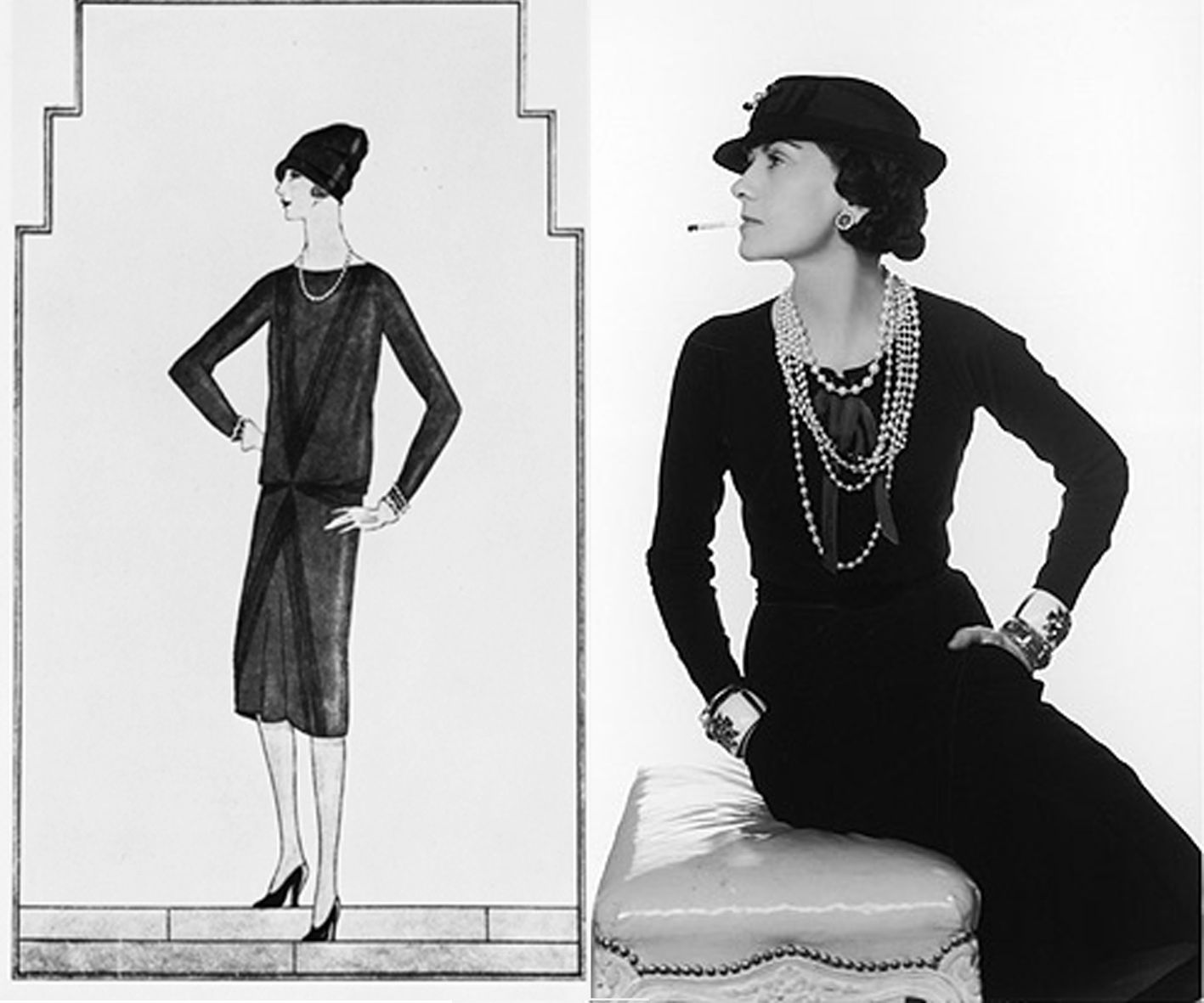 The Little Black Dress: A Brief History :: Style :: Features ...