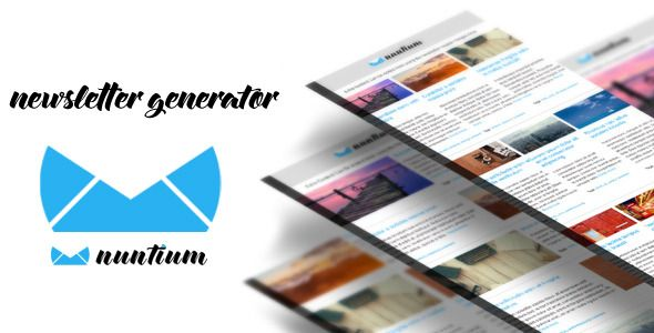 Nuntium newsletter generator wordpress newsletter templates and nuntium newsletter generator html newsletter templateswordpress spiritdancerdesigns Gallery