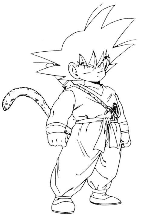 dragon ball z dibujos - Buscar con Google | inspiring characters ...