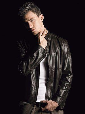 Channing Tatum :)