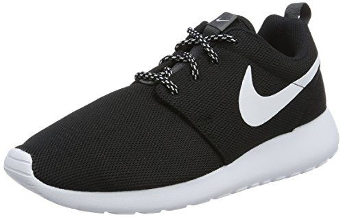 Nike Laufschuhe Roshe Un (gs) Lueur De Lave / Powerball Blanc / Rose