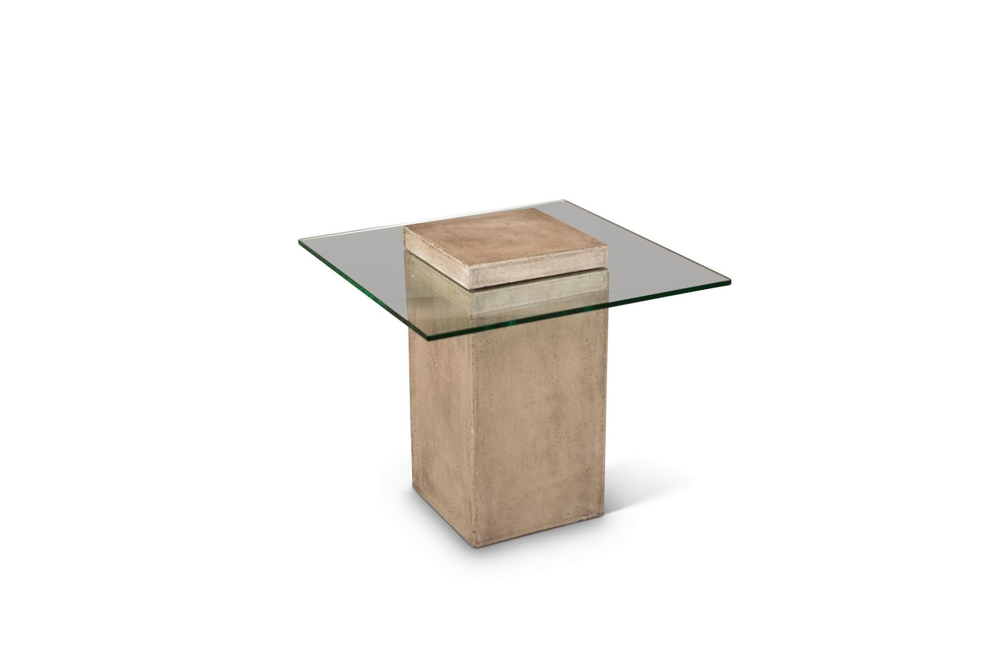 Milan Dark Gray End Table Table End Tables Side Table